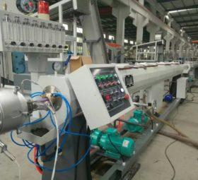 linia do produkcji rur PVC