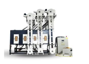 Sorter elektrostatyczny- Argus Maszyny